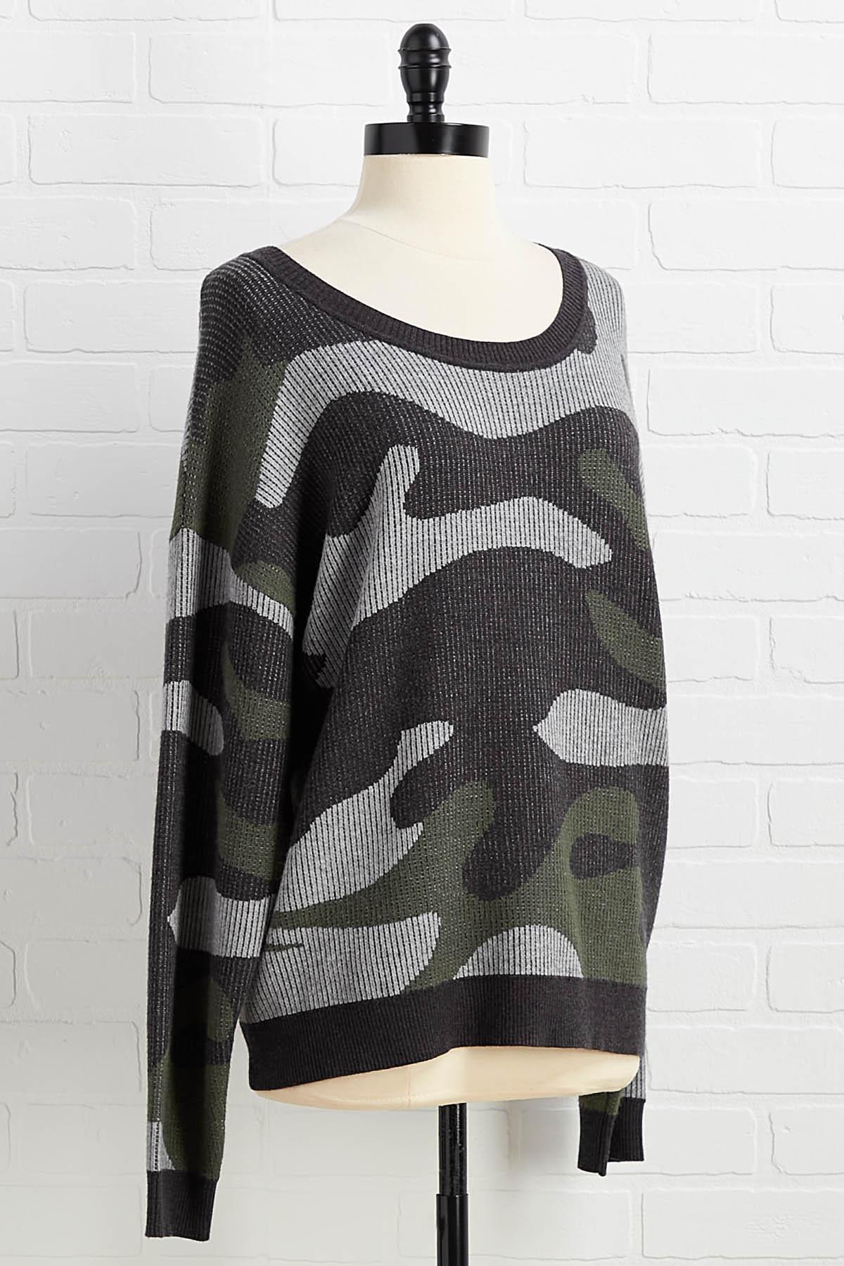 Me And My Crewneck Sweater