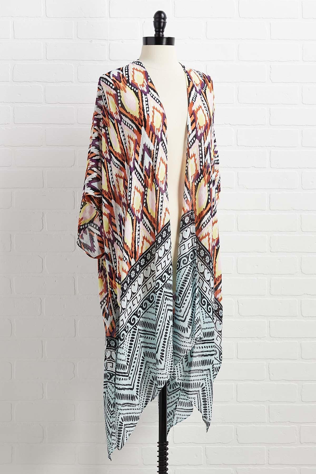 More Mojitos Kimono