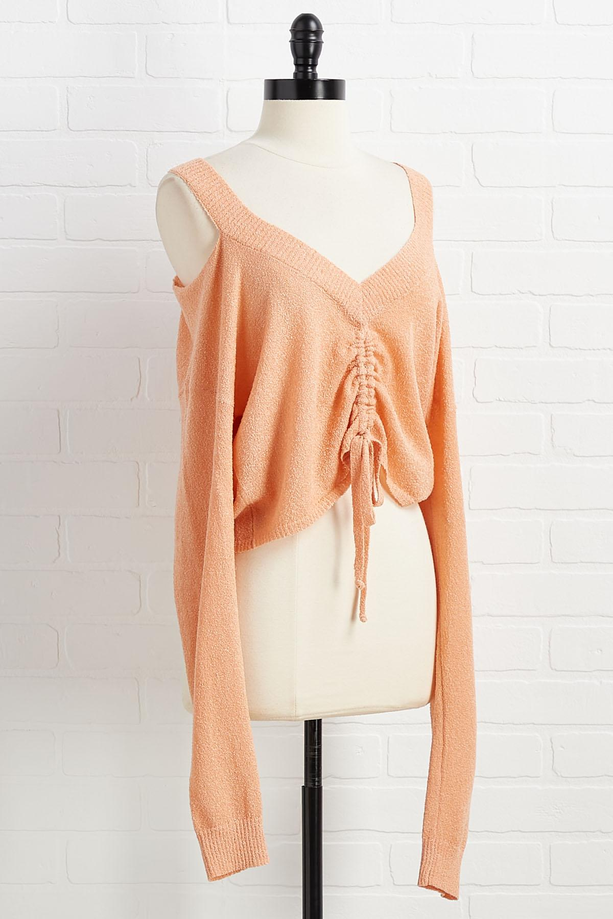 Knotty And Nice Sweater