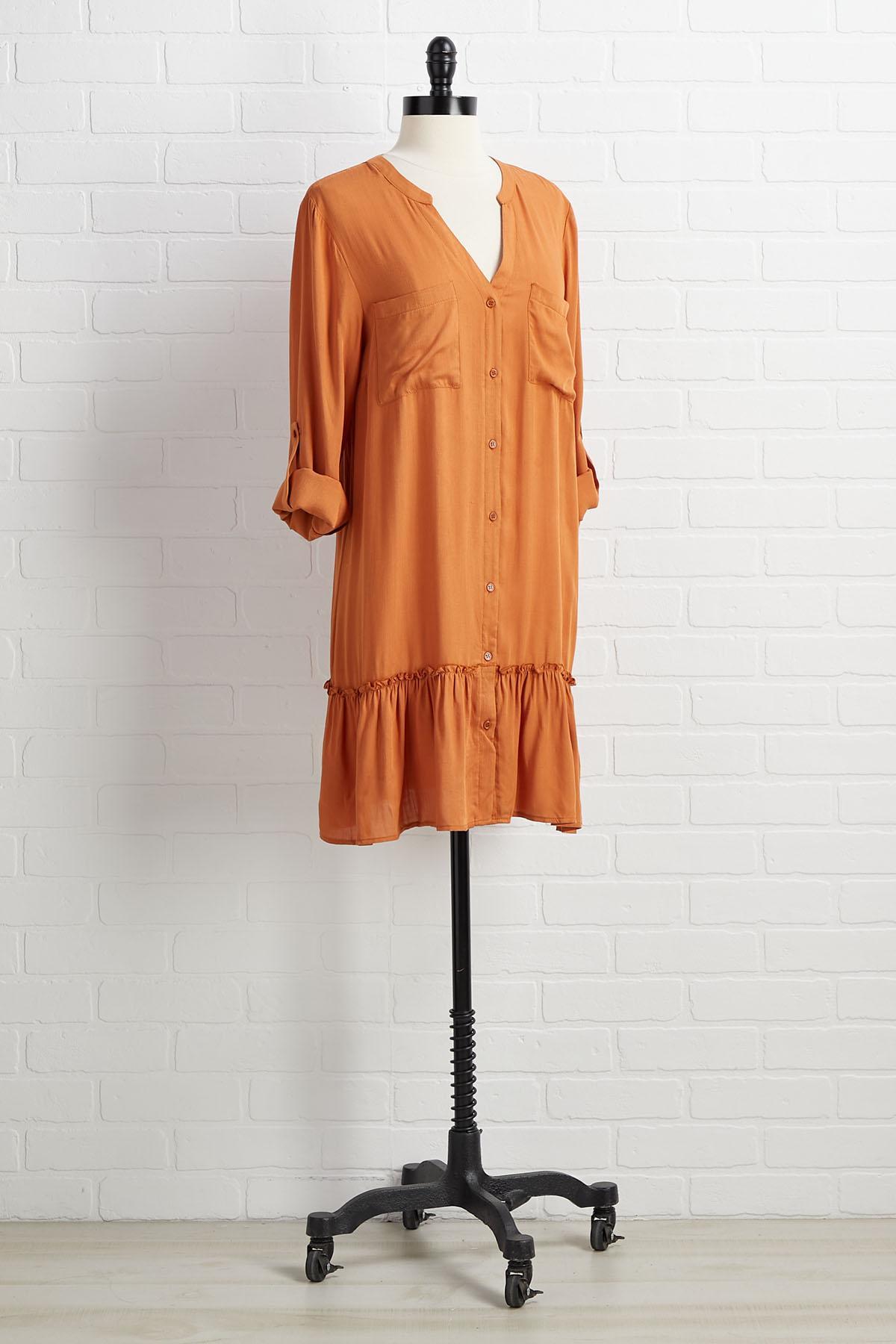 Partly Sunny Skies Dress