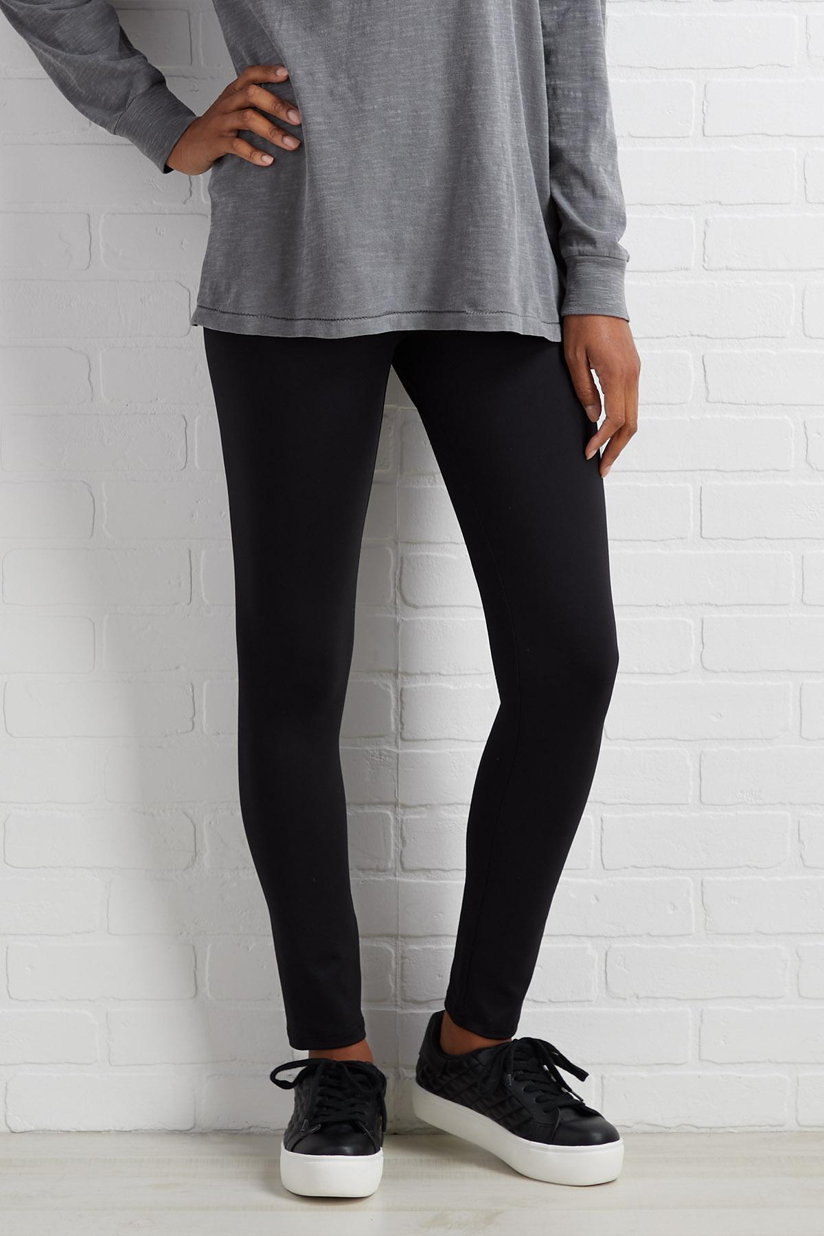 Essential Solid Leggings