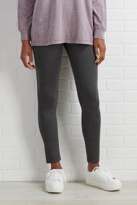 essential heather leggings