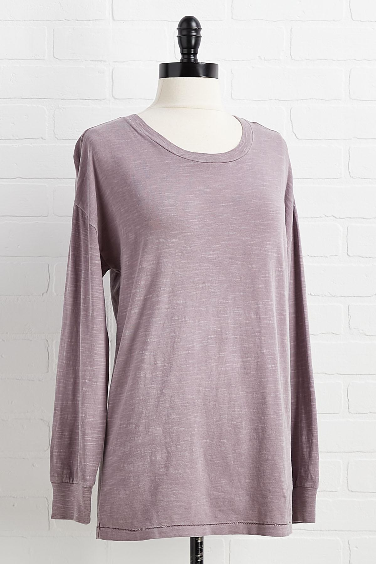 But First Comfort Top