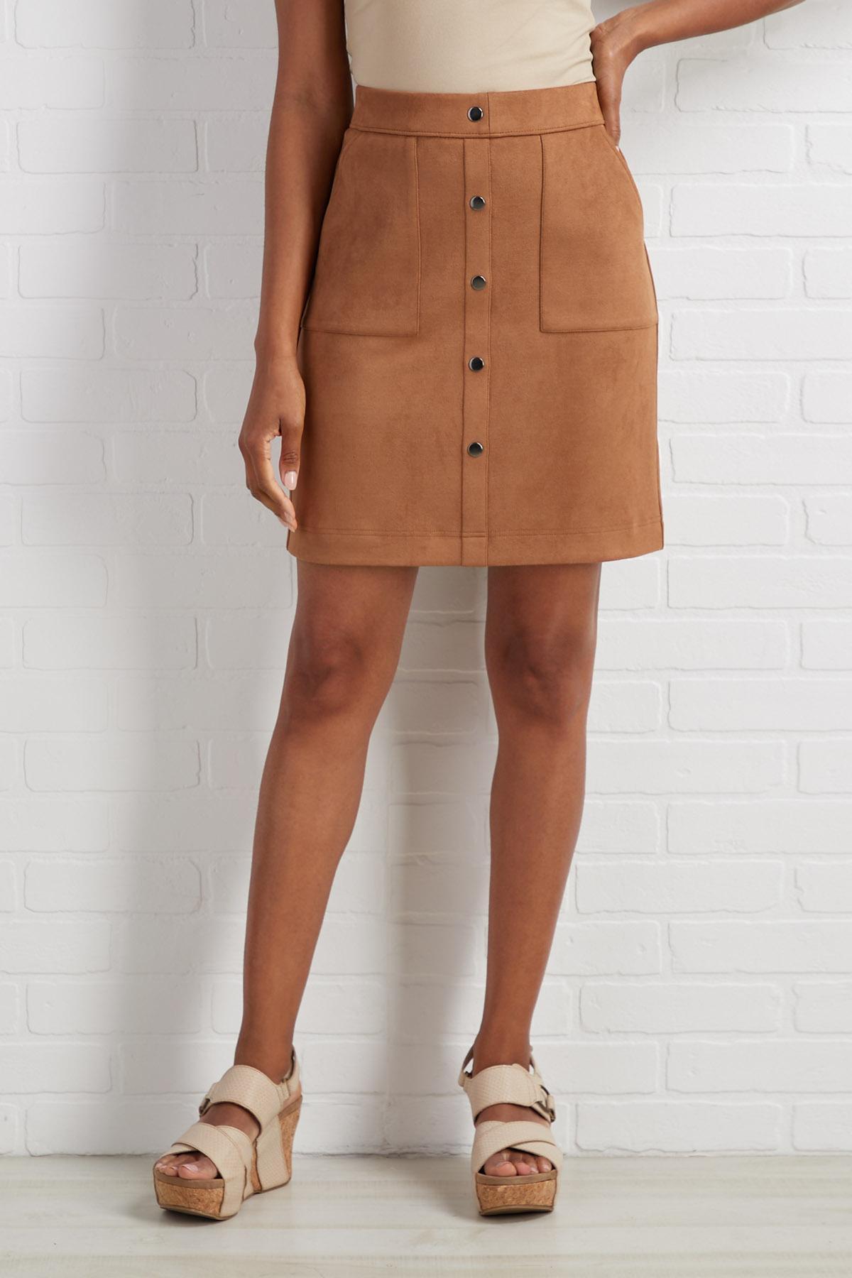 Pumpkin Picking Skirt