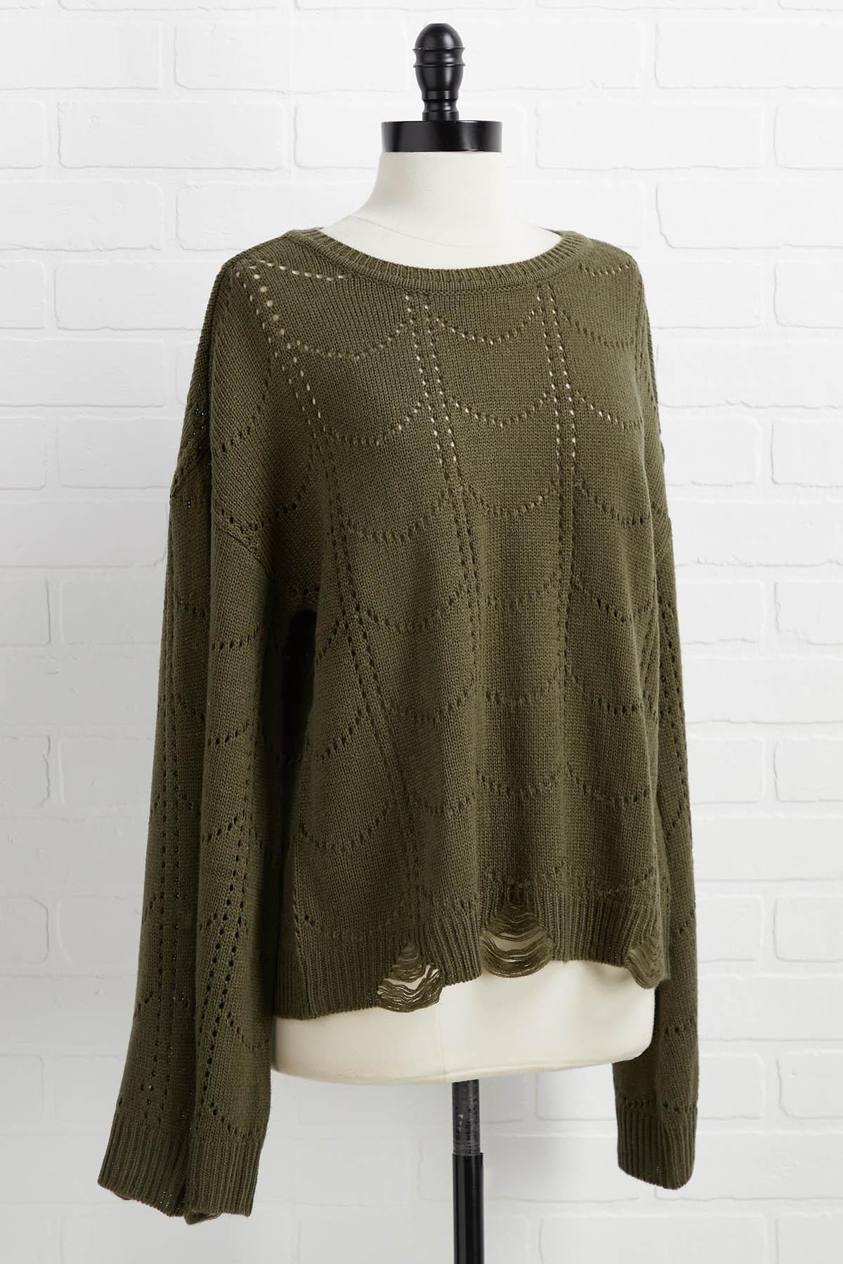 It Knit Sweater