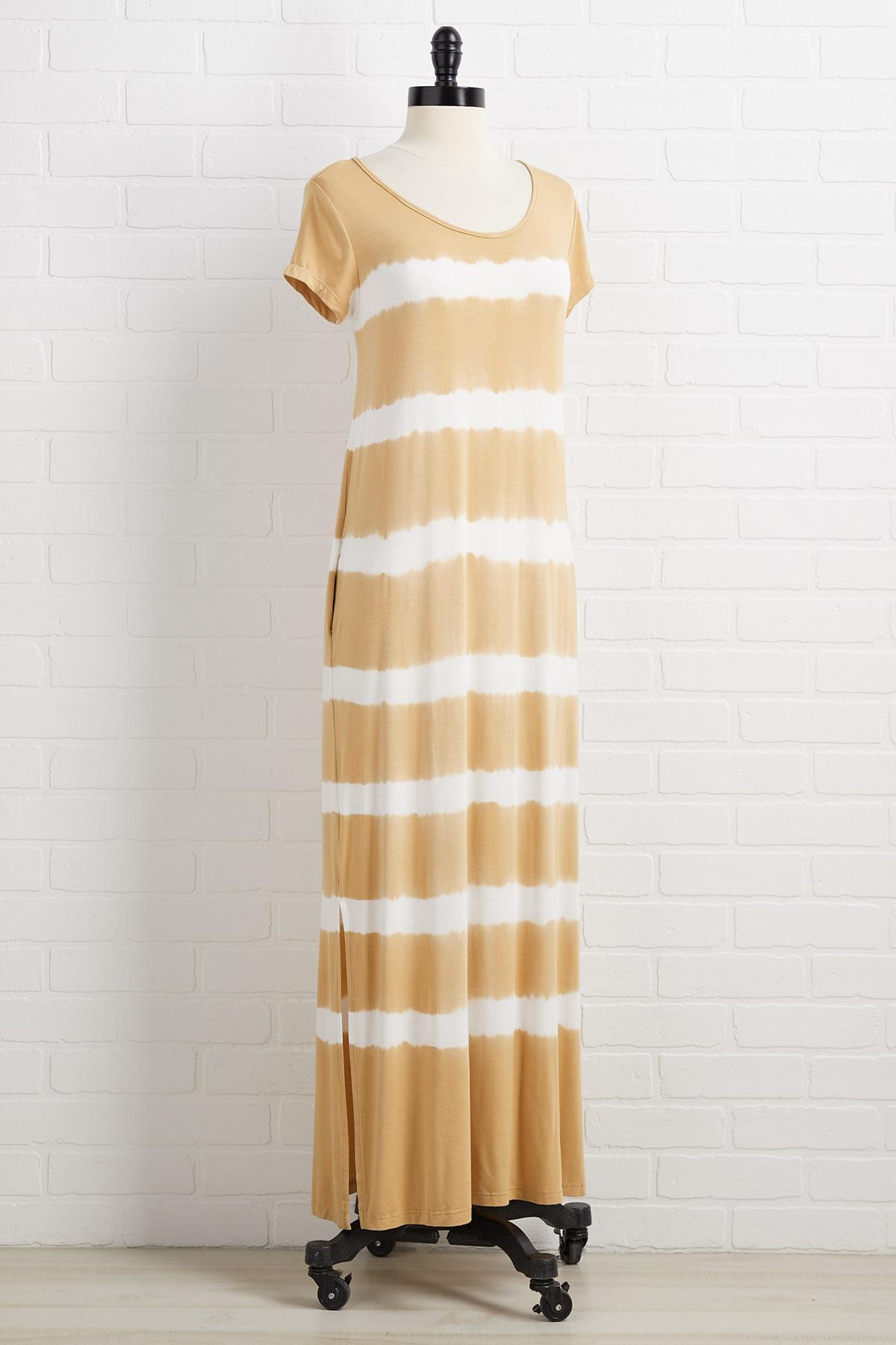 Mellow Out Dress