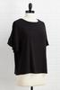 Hit A Ruffled Patch Top