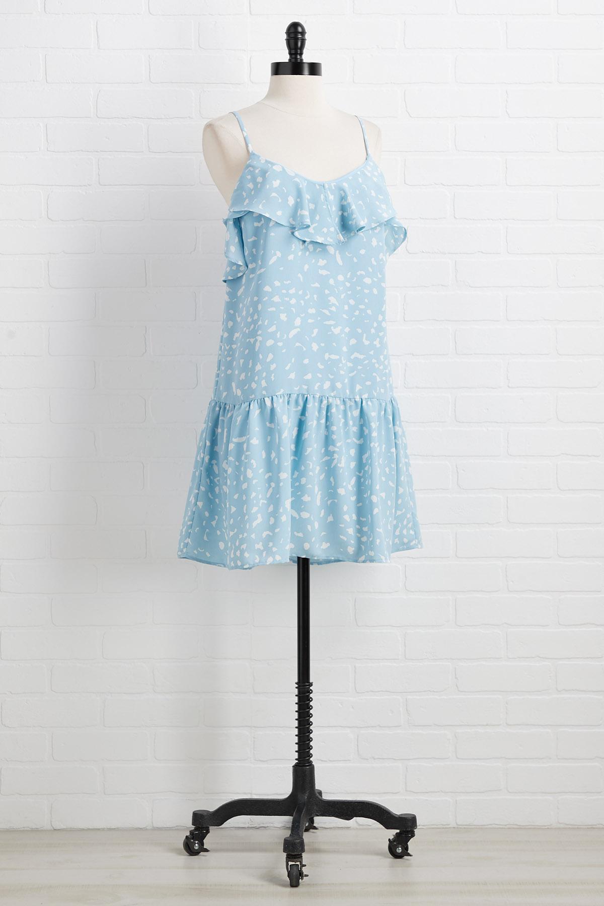 Meet Me In Mykonos Dress