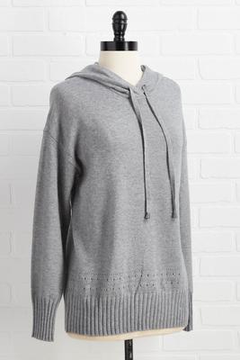 keep it cozy sweater