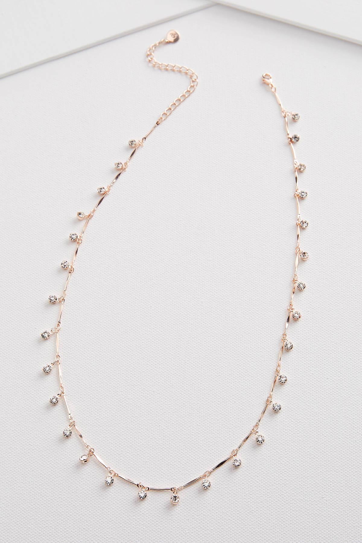 Short Shaky Chain Necklace