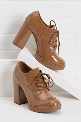 number one tan heels
