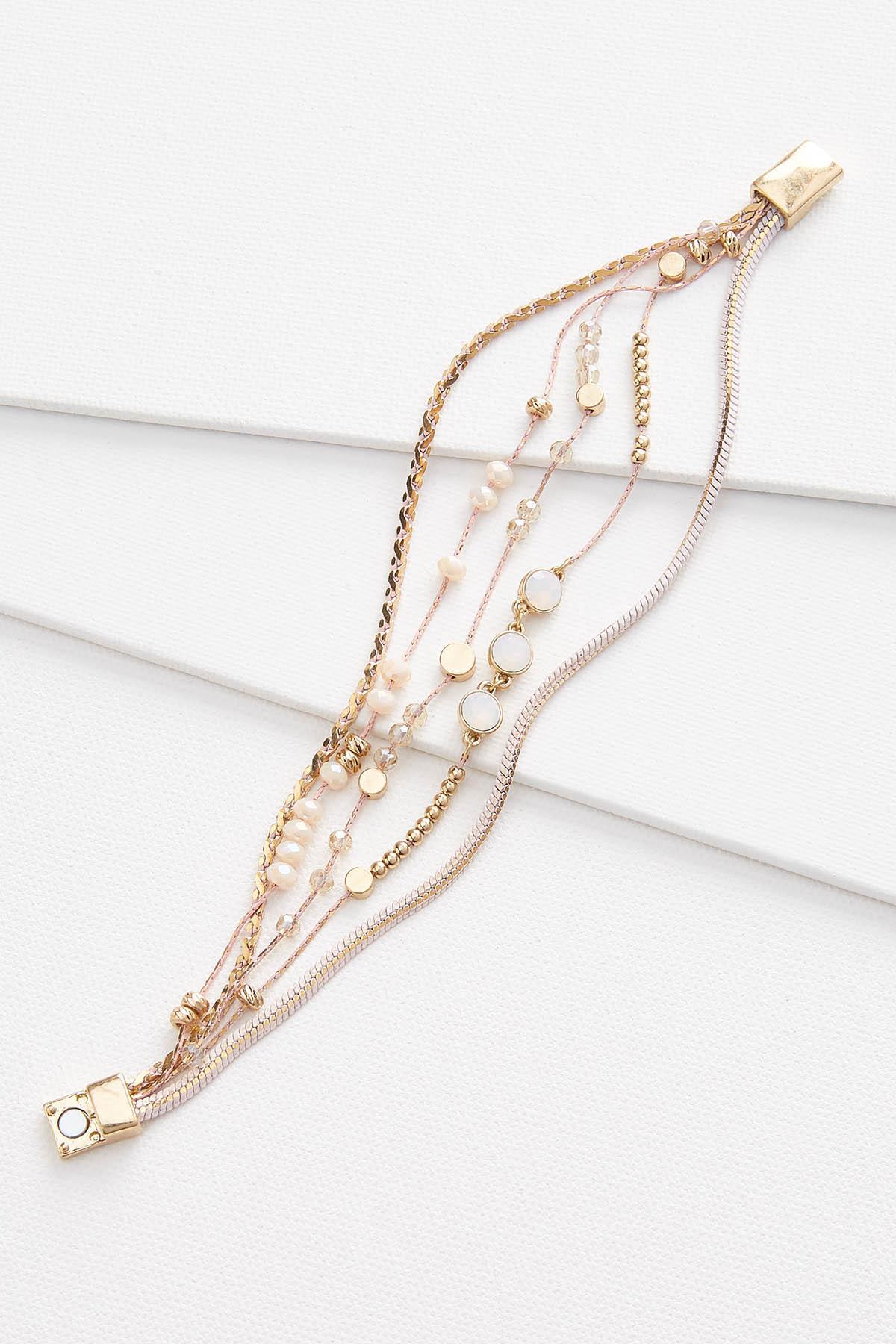 Rose Gold Magnetic Bracelet