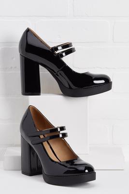get a clue heels