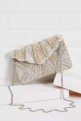 bride to bead clutch