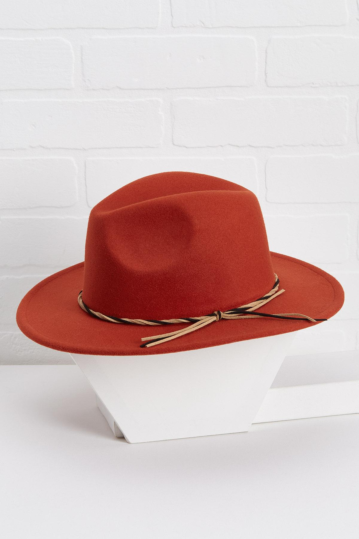 Clay Time Panama Hat