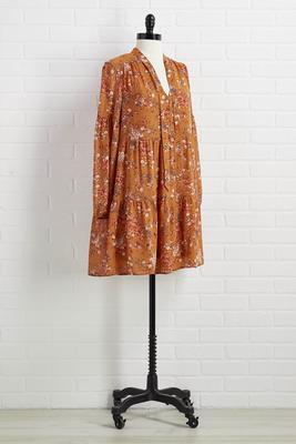 let`s get marigold dress