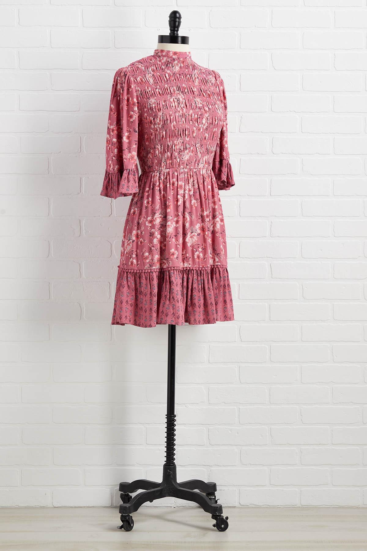 Cherry Blossom Festival Dress