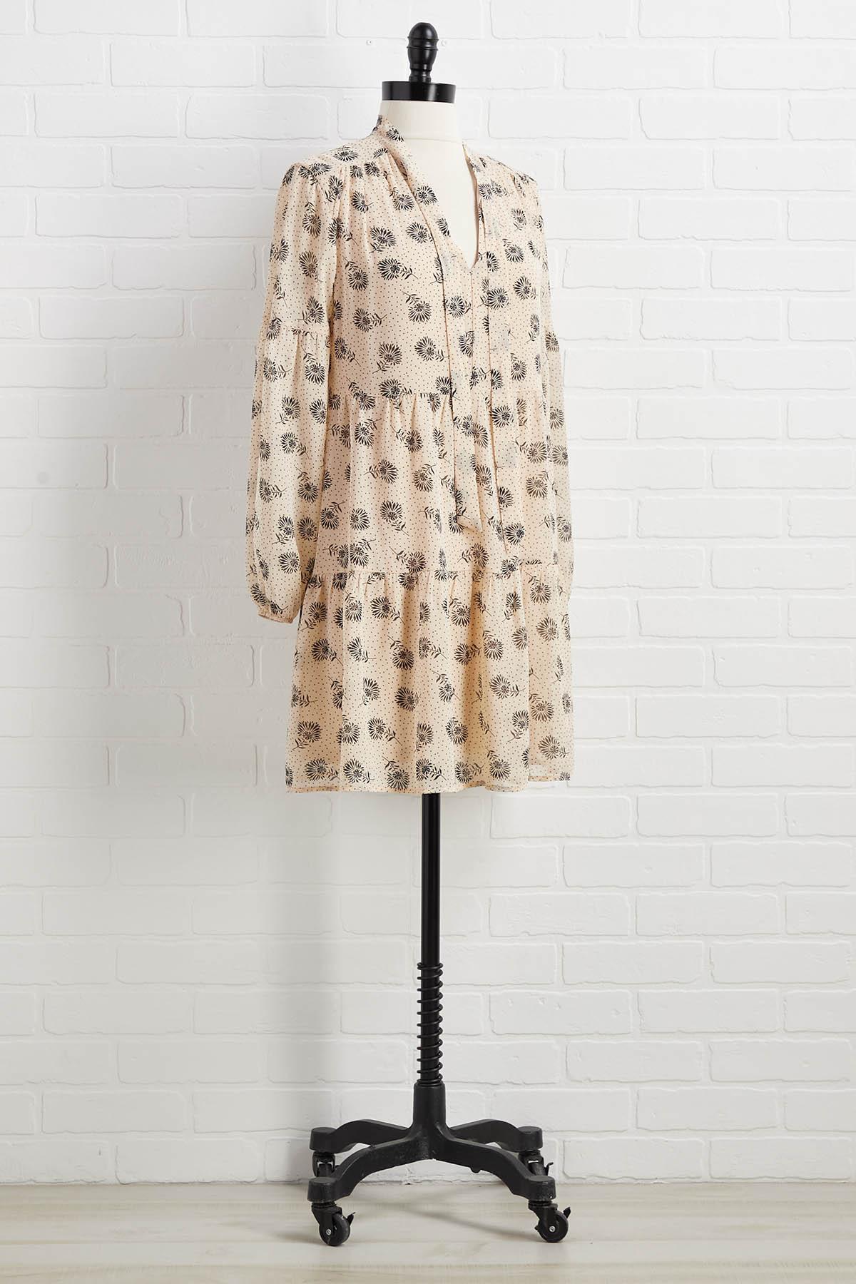 Fine And Dandelion Dress