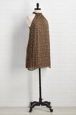 begging you pleats dress