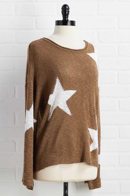 espresso yourself sweater