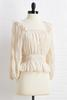 Pass The Micro Pleat Top
