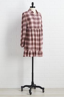 accept my rose dress