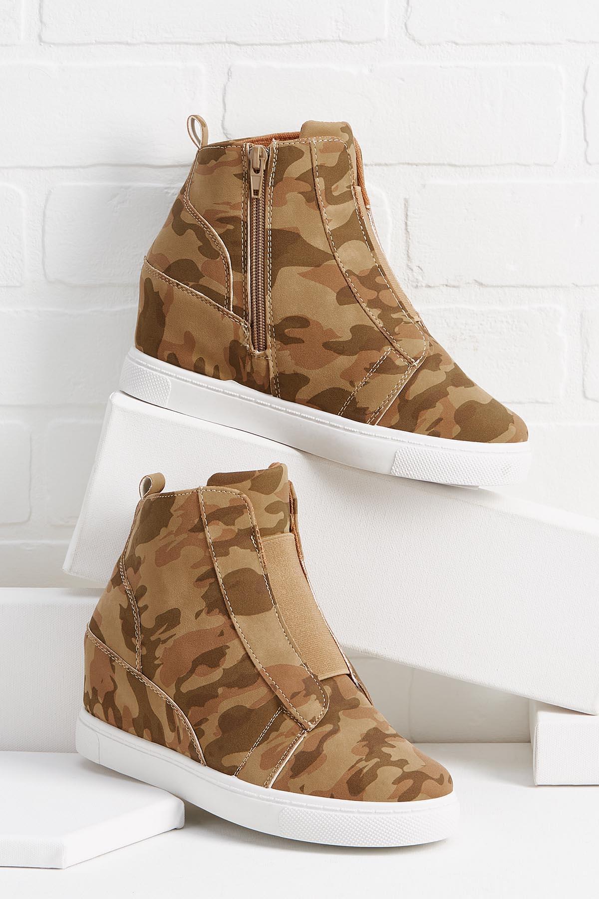 Let's Salute Sneakers