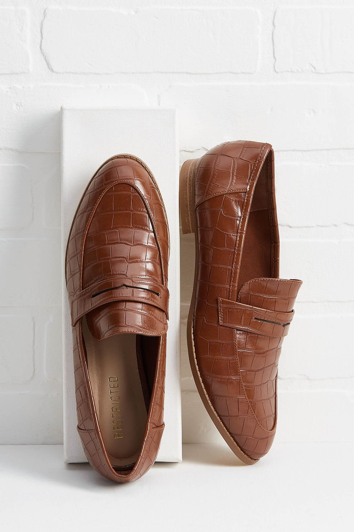 Penny Loafer For Your Thoughts Flats