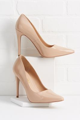 to the point heels