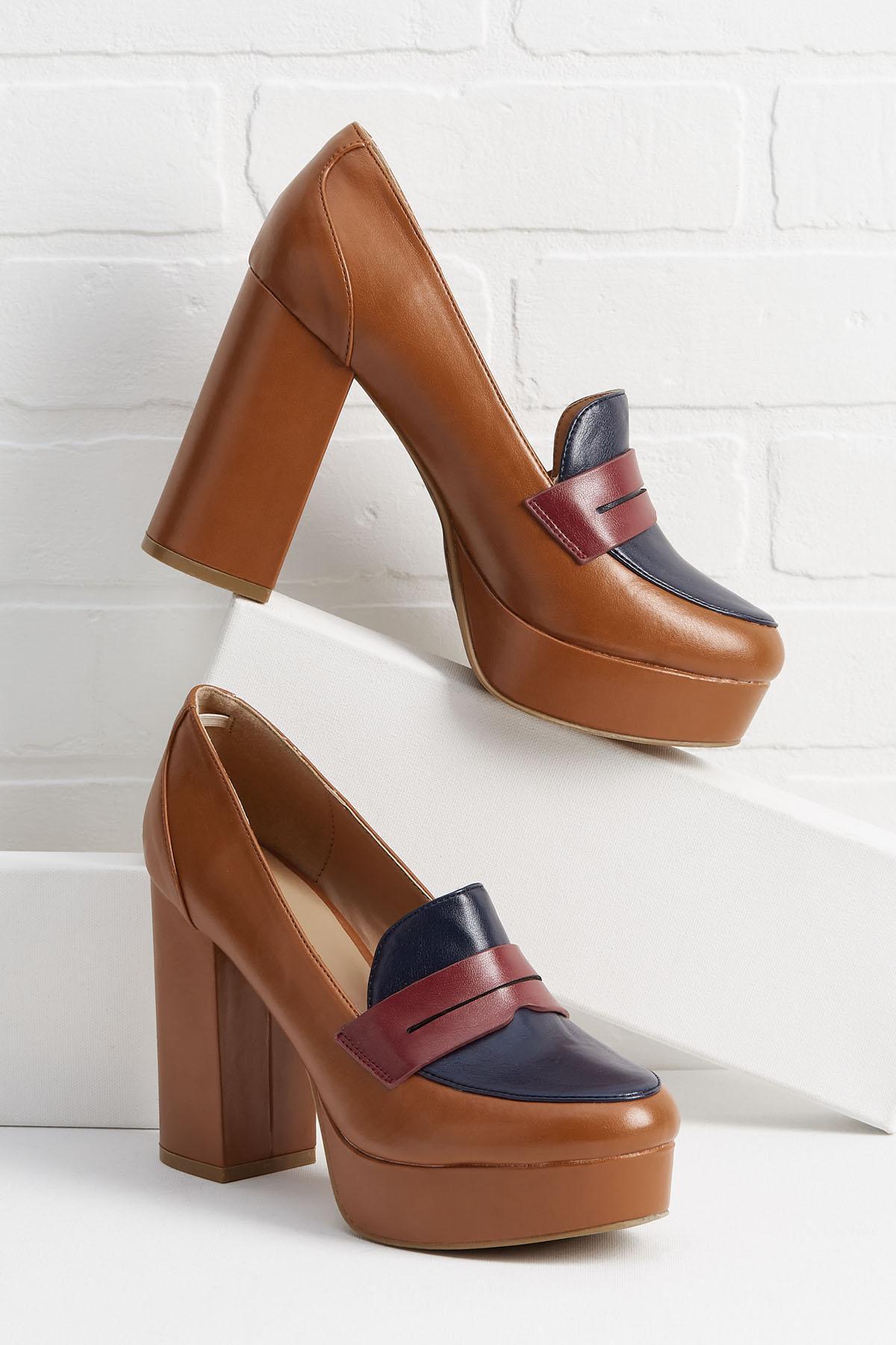 Second Block Heels