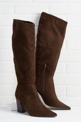 feelin` fall boots