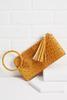 Ring Handle Wristlet