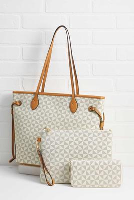 icon 3-in-1 tote bag