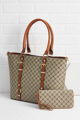 2 in 1 iconic tote