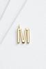 M Initial 18k Charm
