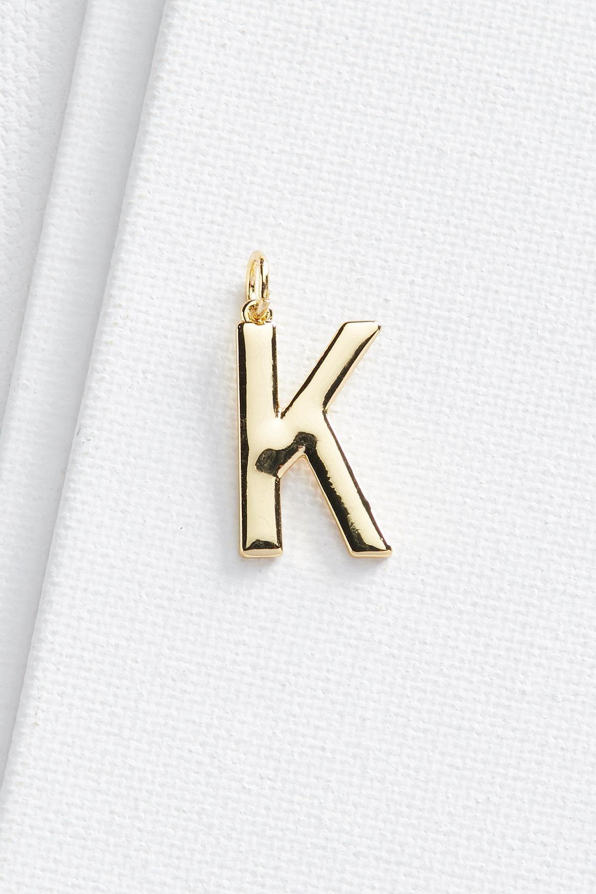 K Initial 19k Charm