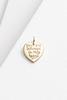 Heart 18k Charm