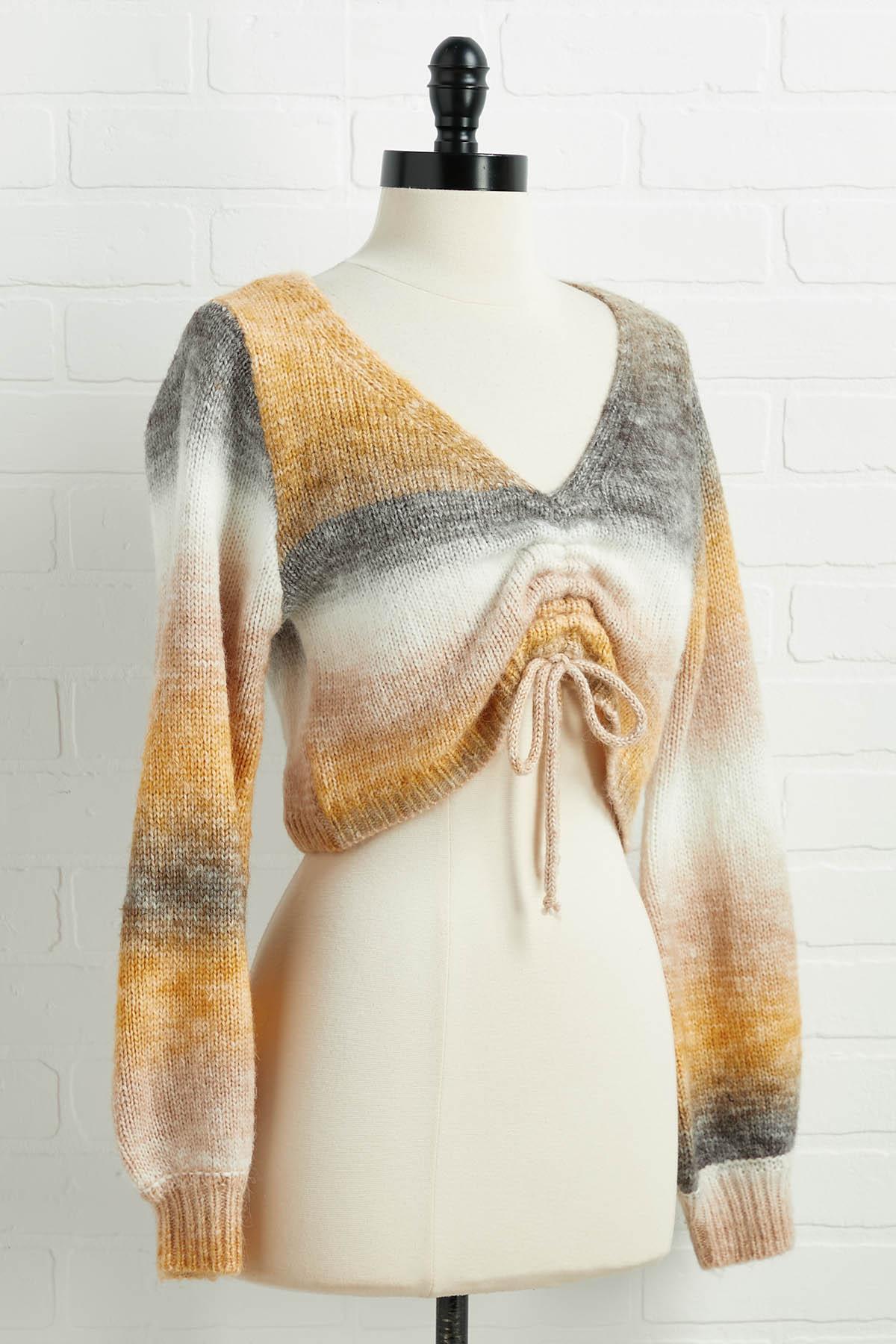 Just Mai Tai Sweater