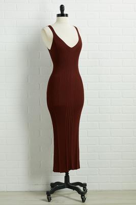 figured as much dress