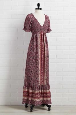 sightseeing dress