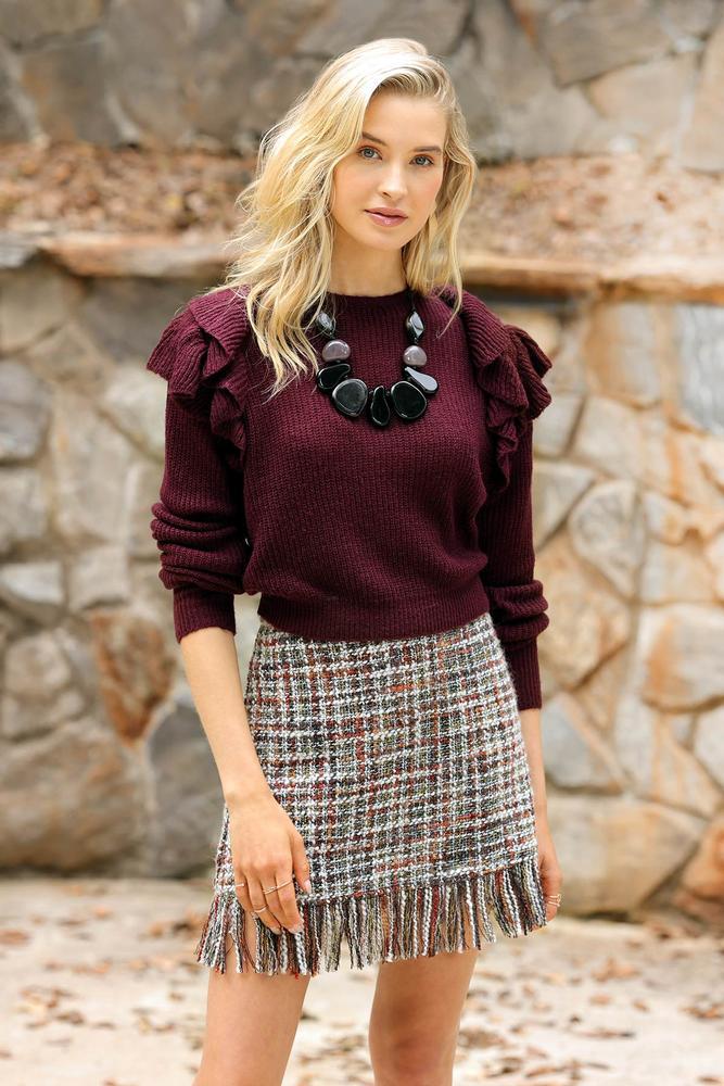Vineyard Vibes Sweater