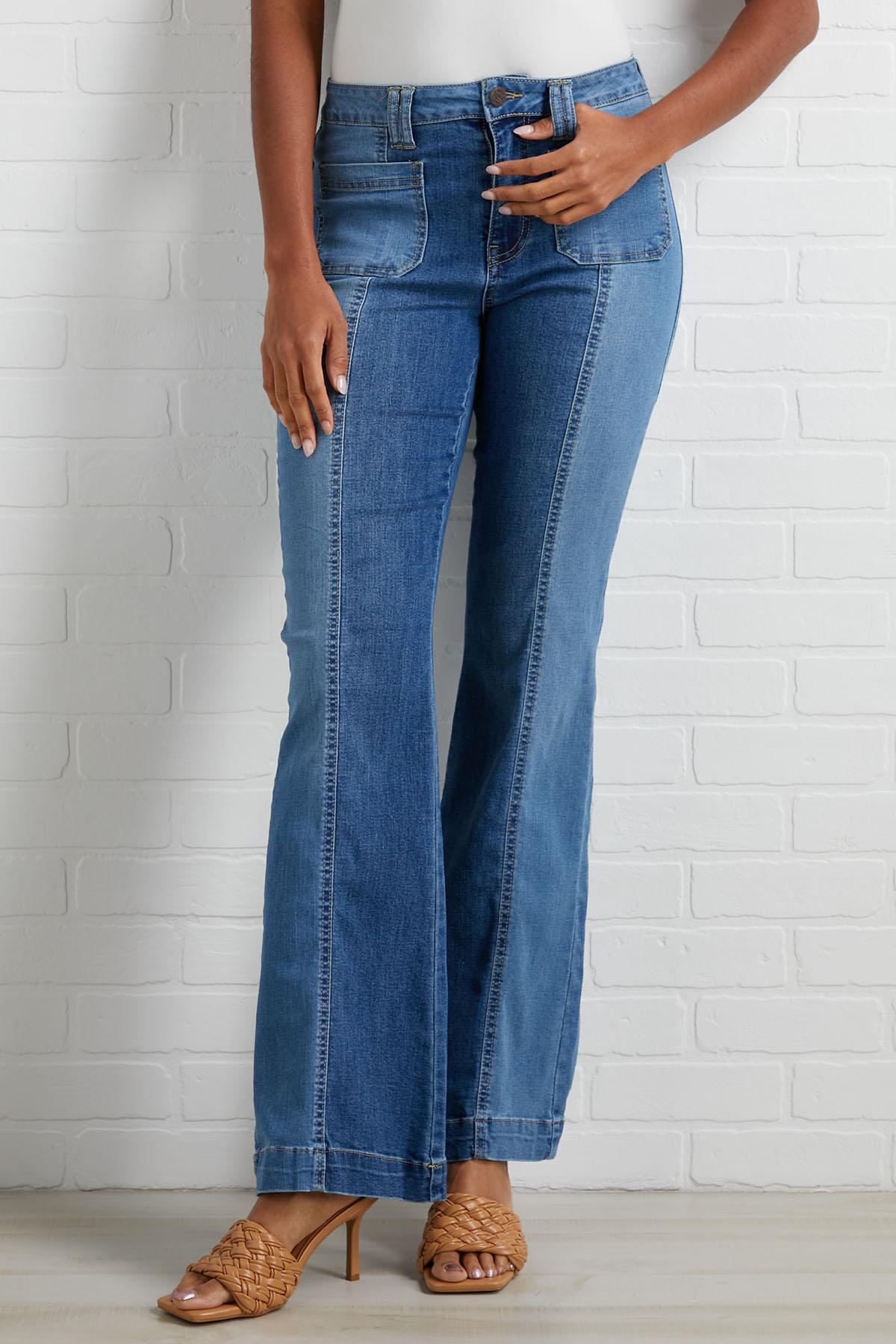 Take The High Road Jeans