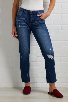 give it to you straight jeans