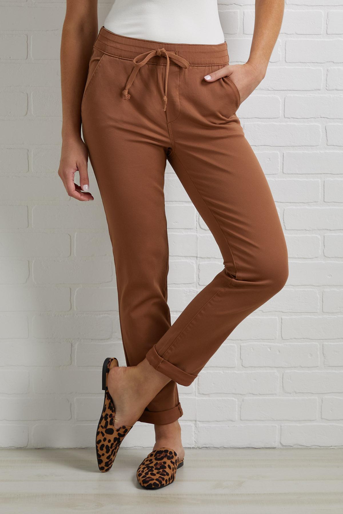 Make Me A Mocha Pants