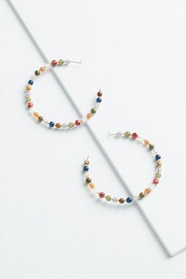 fun beaded earrings