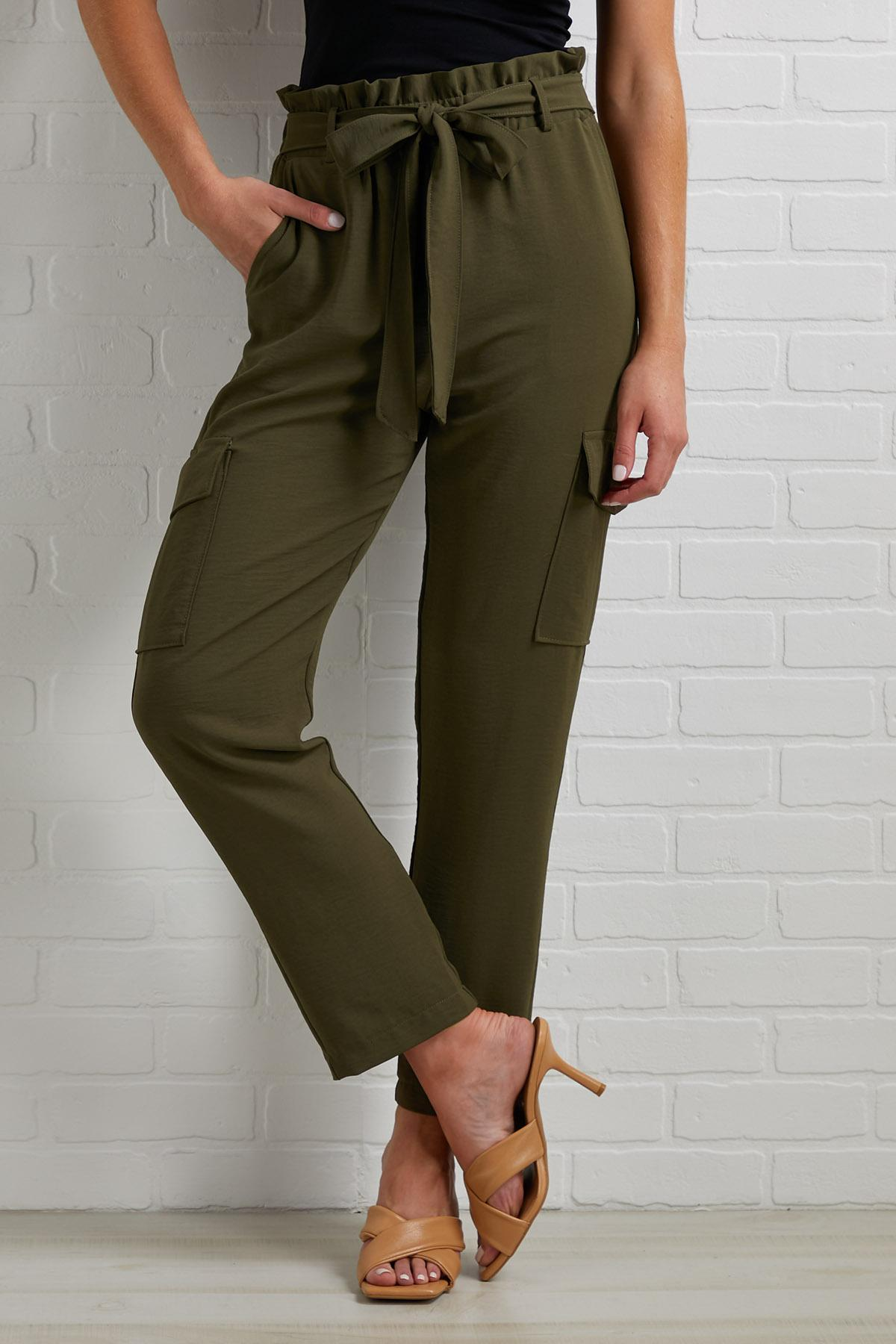 Cool And Collected Pants
