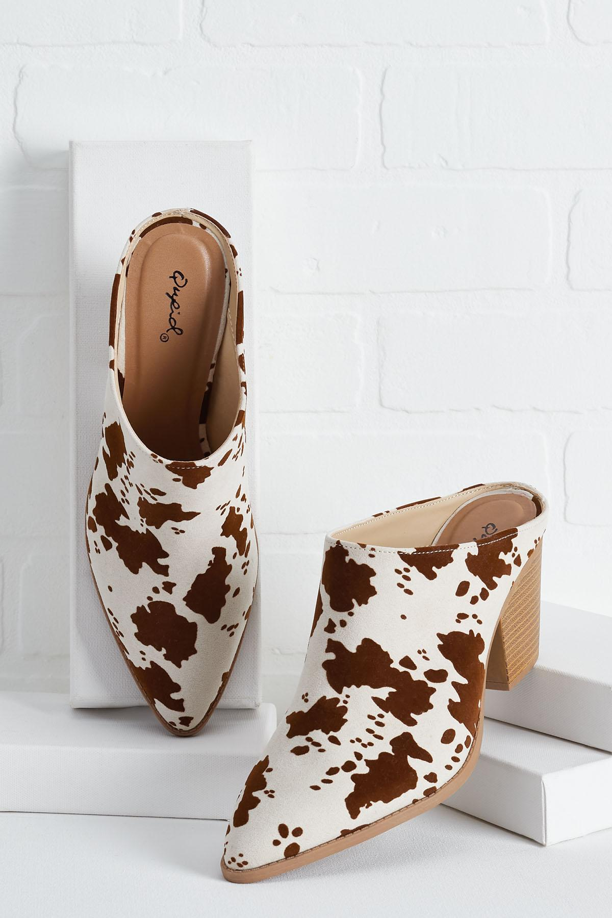 Cow Or Later Mules