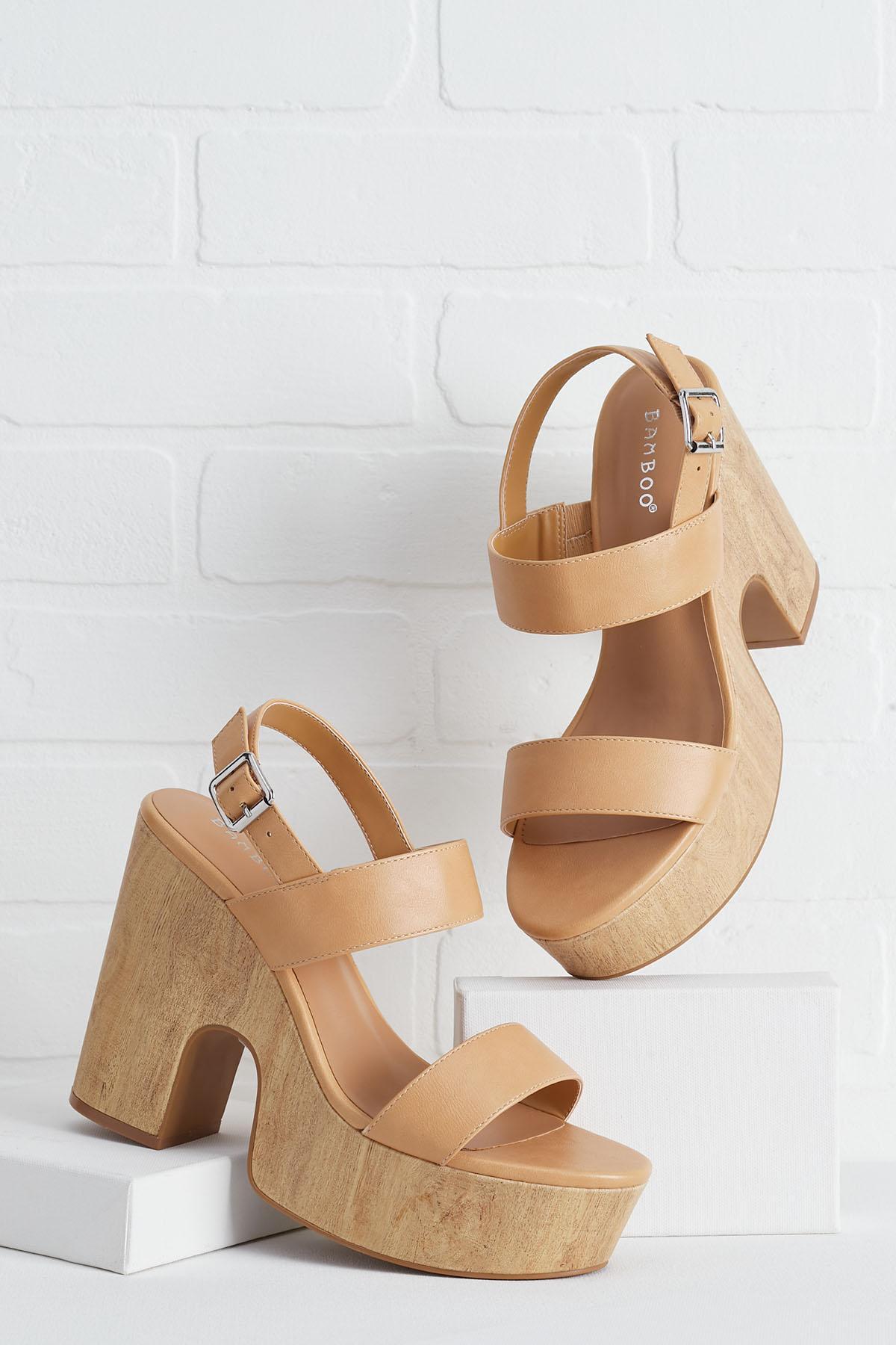 Wish You Wood Heels