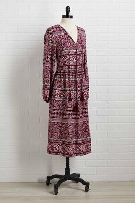 to the winery dress