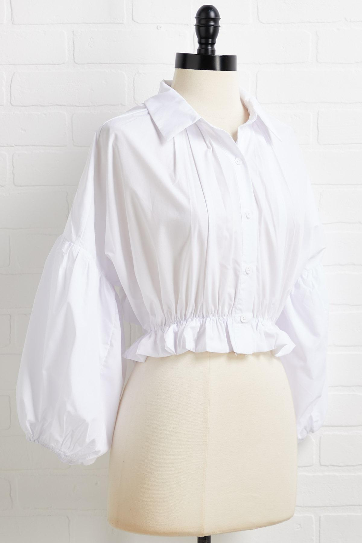 Business Babe Top